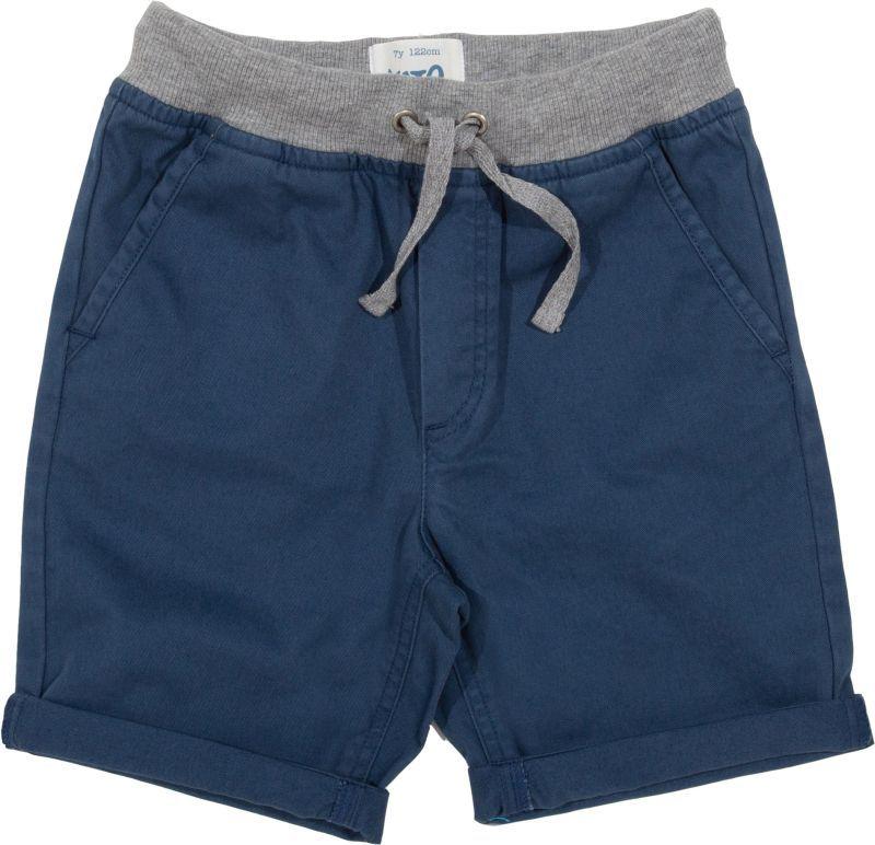 Schicke Jungs-Shorts in Dunkelblau