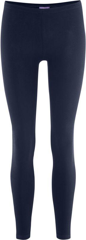 Dunkelblaue Leggings für Damen