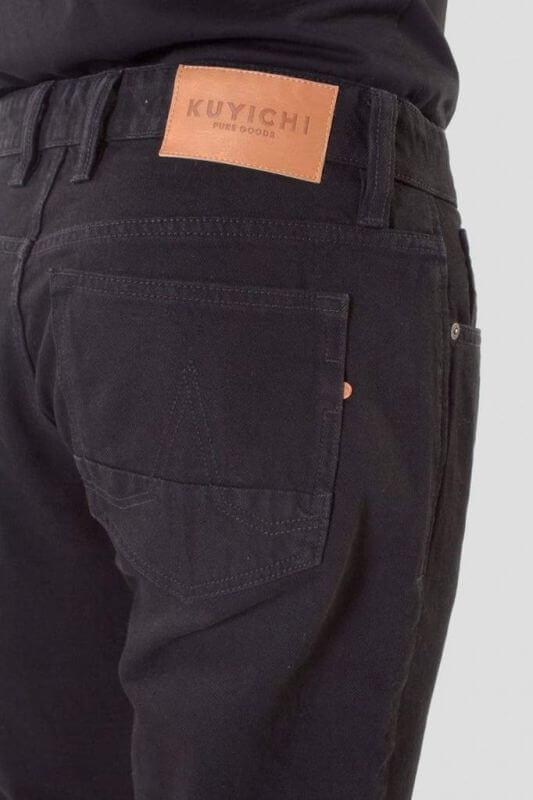 Herren-Jeans Scott - Regular - Black