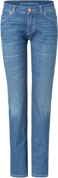 Vegane Damen-Jeans - Straight Fit - Harrow