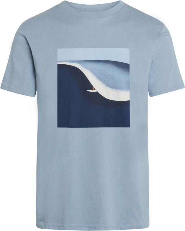 Modisches Herren-Shirt ALDER surf in Asley Blue