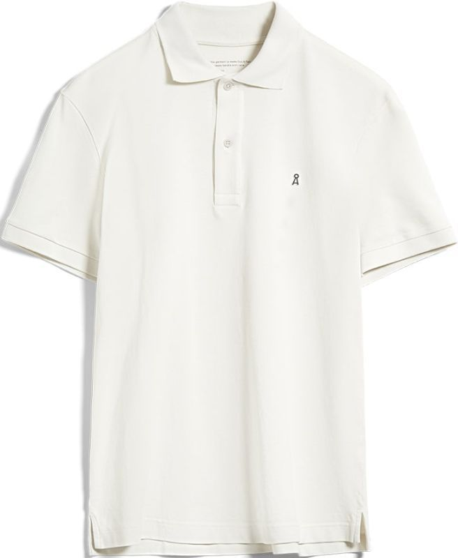 Polo-Shirt AANTON SOLID UNDYED