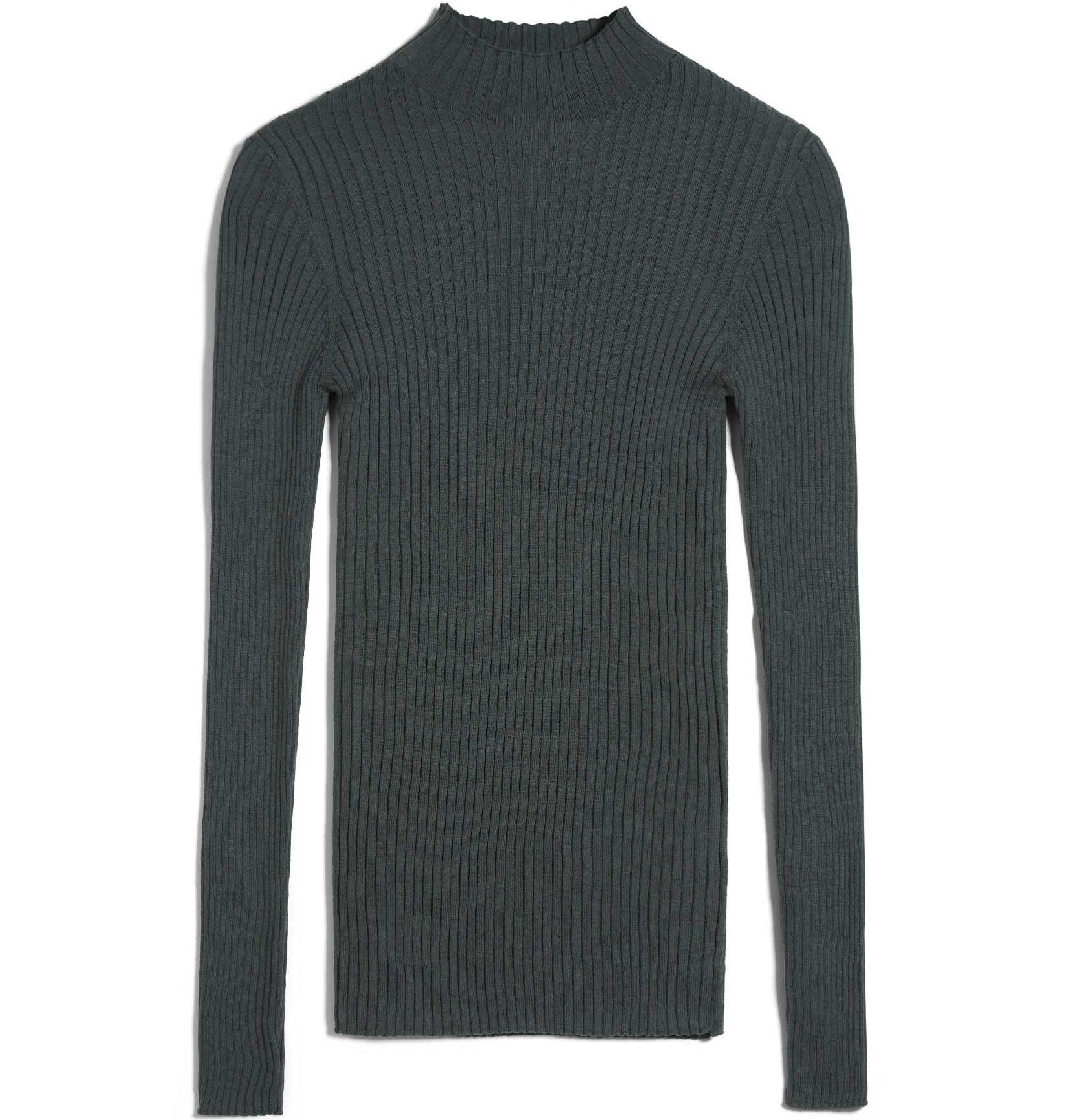 Damen-Pullover ALAANI vintage green