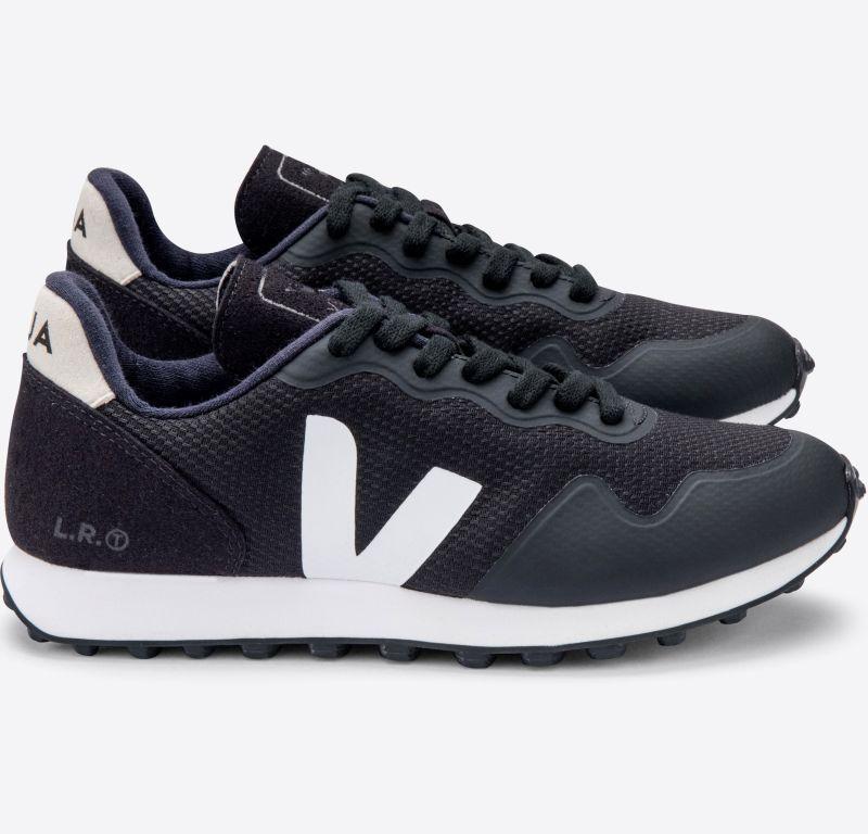 Vegane Herren-Sneaker SDU RT B-Mesh Black/Natural