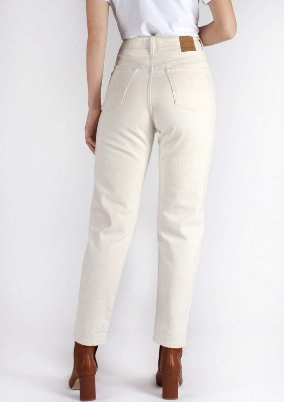 Nora - Loose Tapered - Undyed