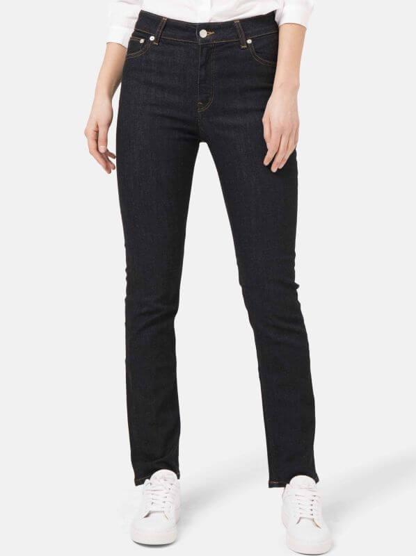 Damen-Jeans - Regular Swan - Strong Blue