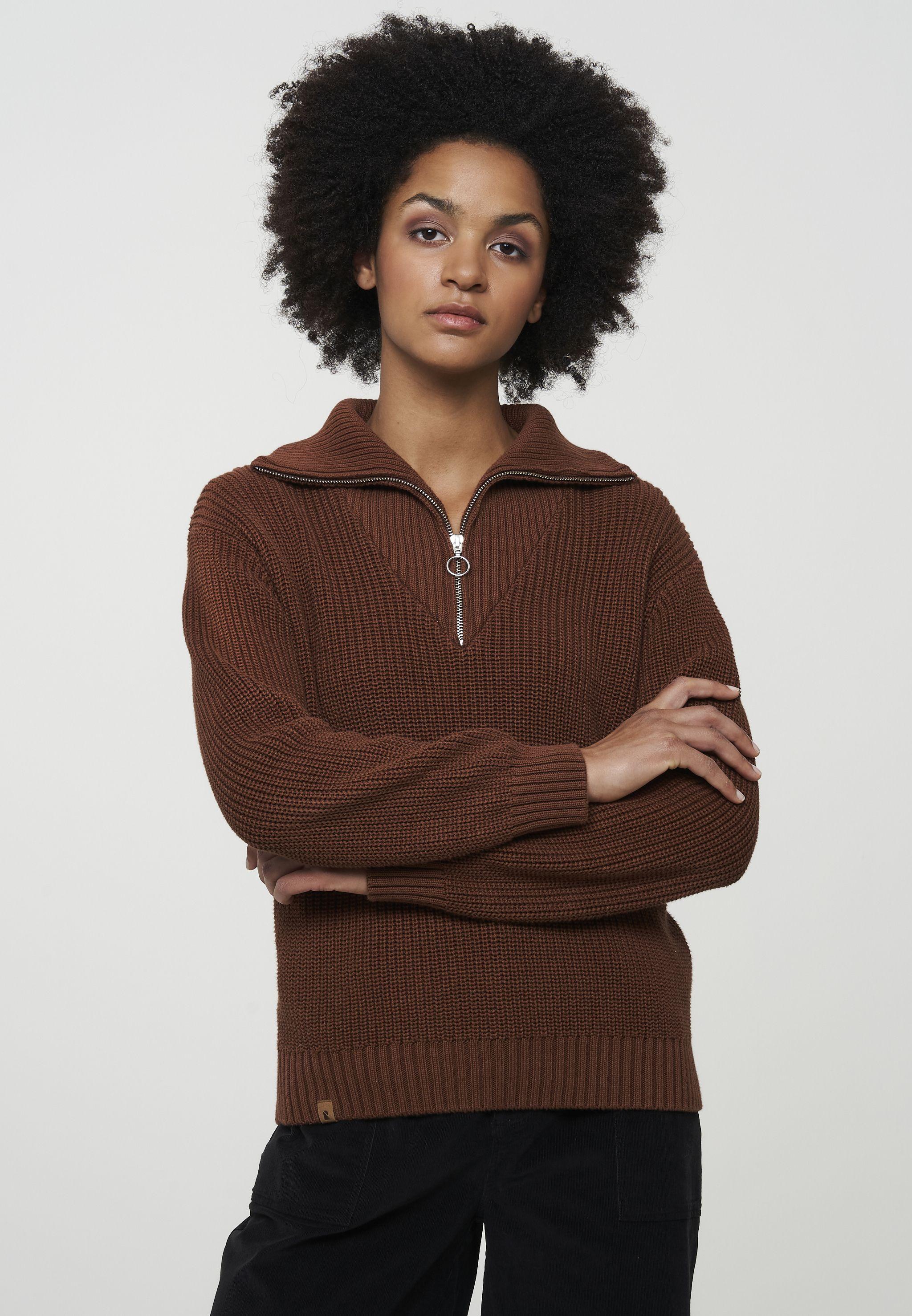 Damen-Troyer MAGNOLIA cinnamon orange