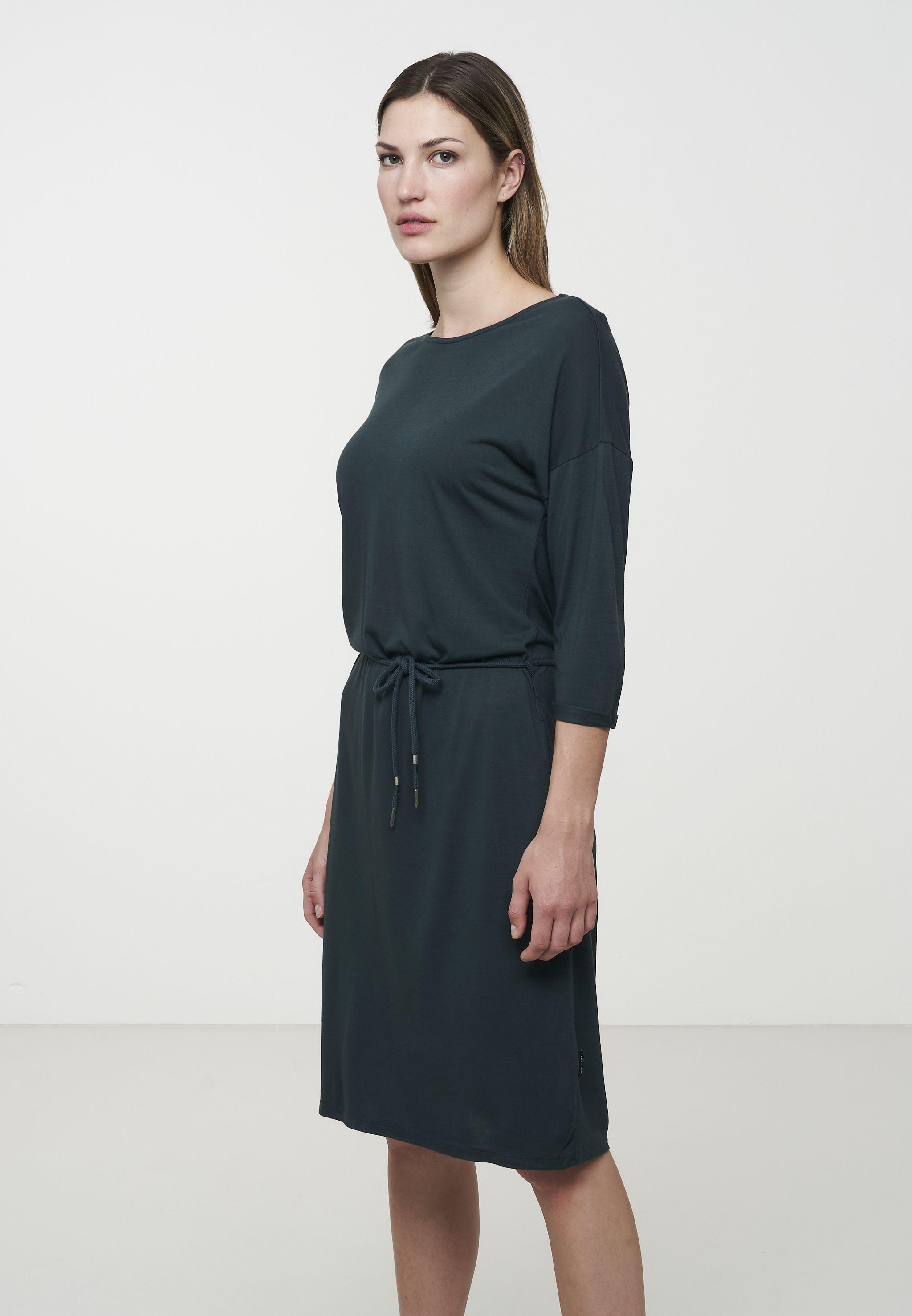 Damen-Kleid ARALIA forest green