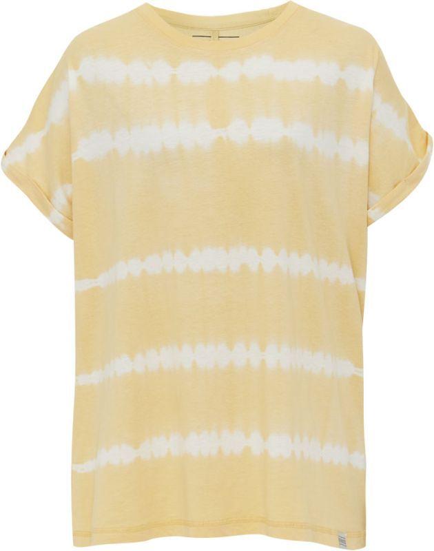 Lässiges Damen-Shirt SUNSET almond