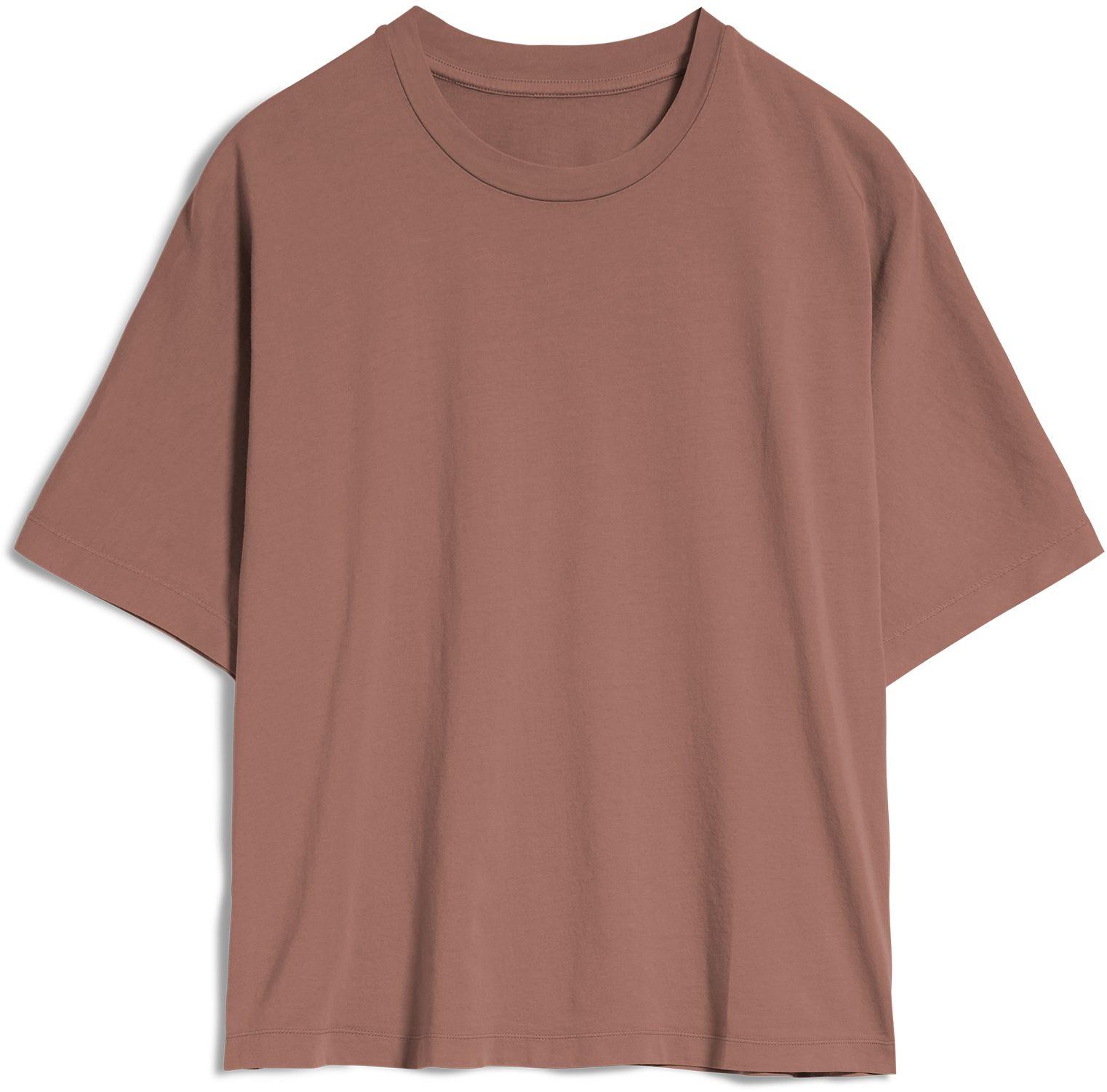 Damen-Shirt KAJAA EARTHCOLORS natural dusty rose