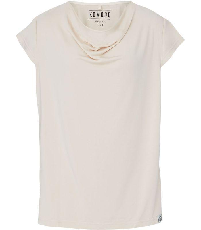 Schickes Damen-Shirt SENSA in Creme