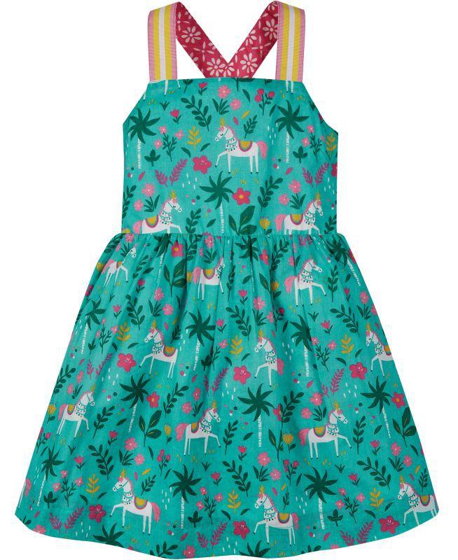 Raffiniertes Wende-Kleid mit verstellbaren Trägern