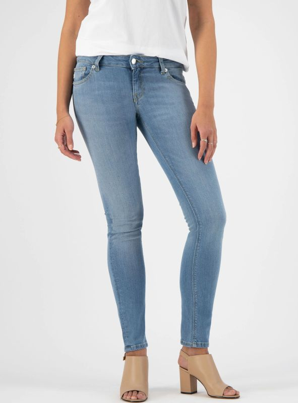 Damen-Jeans - Skinny Lilly - Fan Stone