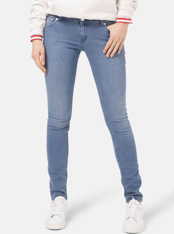 Damen-Jeans - Skinny Lilly - Pure Blue