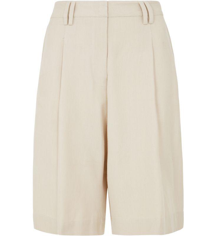 Modische Workwear-Shorts für Damen Polly in Fog