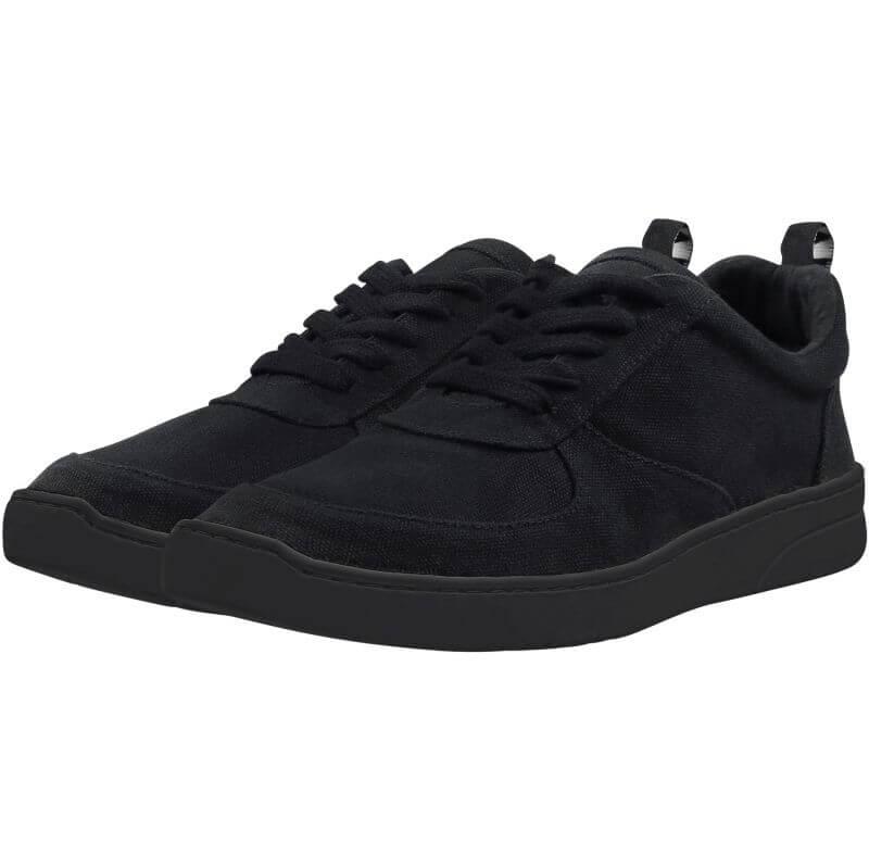 Modische Sneaker für Damen in Schwarz