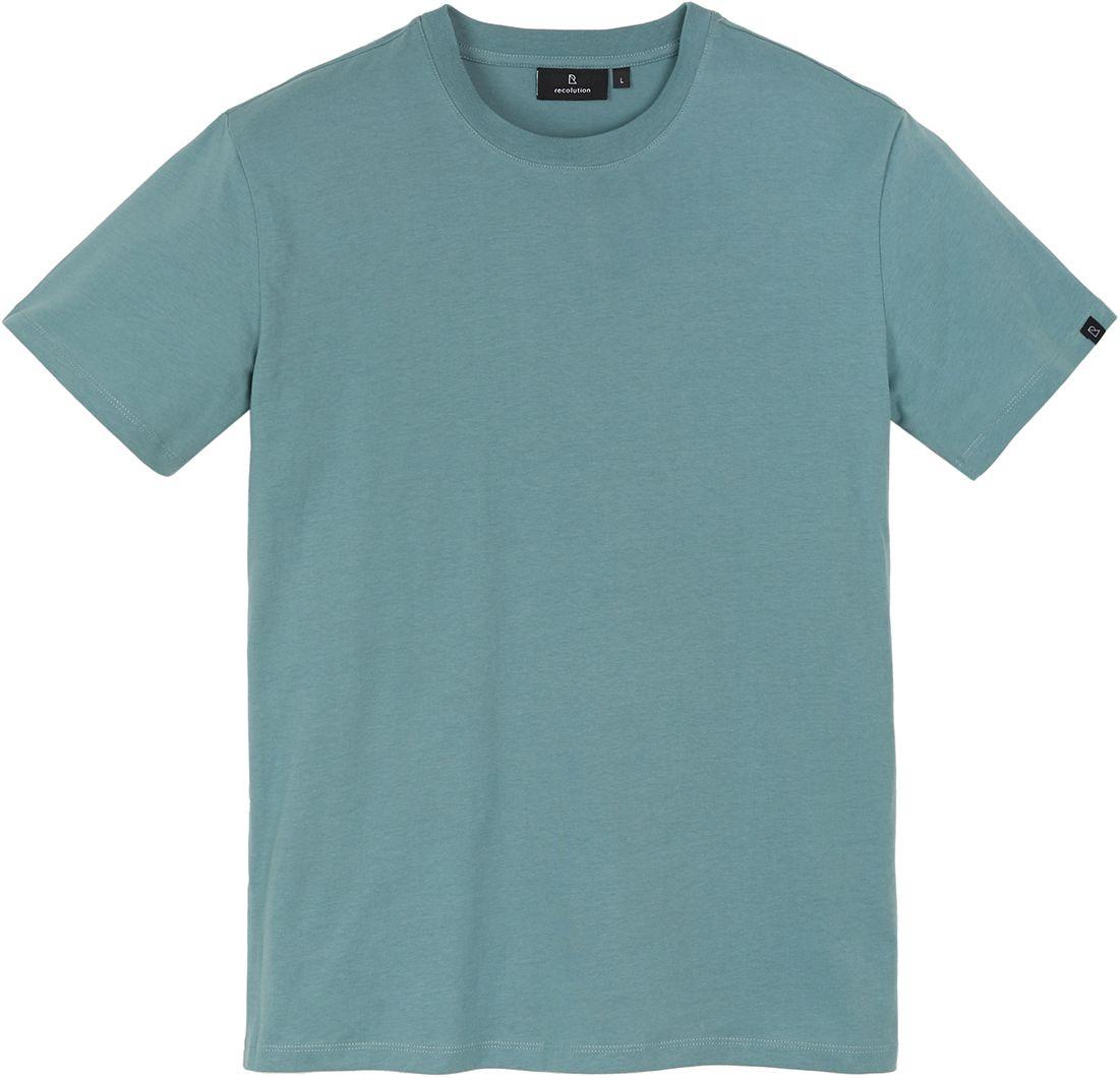 Herren-Shirt AGAVE lake green