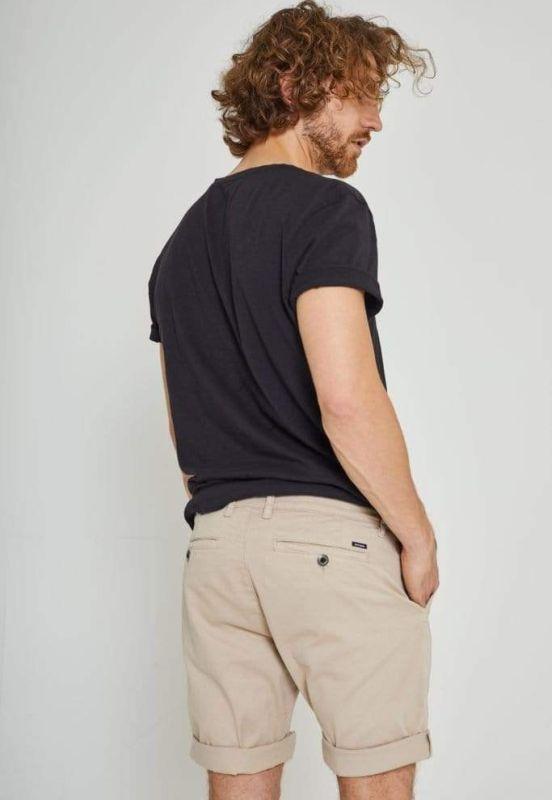 Schicke Chino-Shorts Toby in Sand