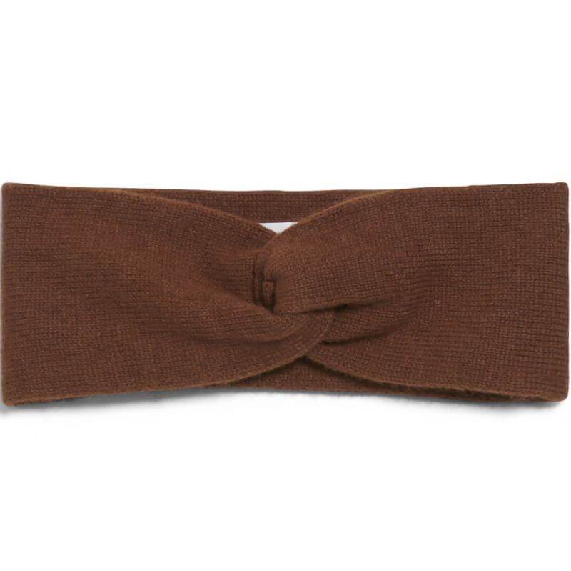 Damen-Stirnband MARITAA cacao
