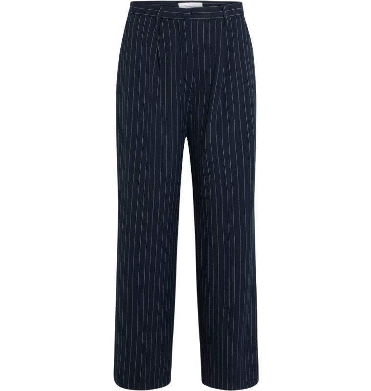 Weit geschnittene Hose POSEY stripes