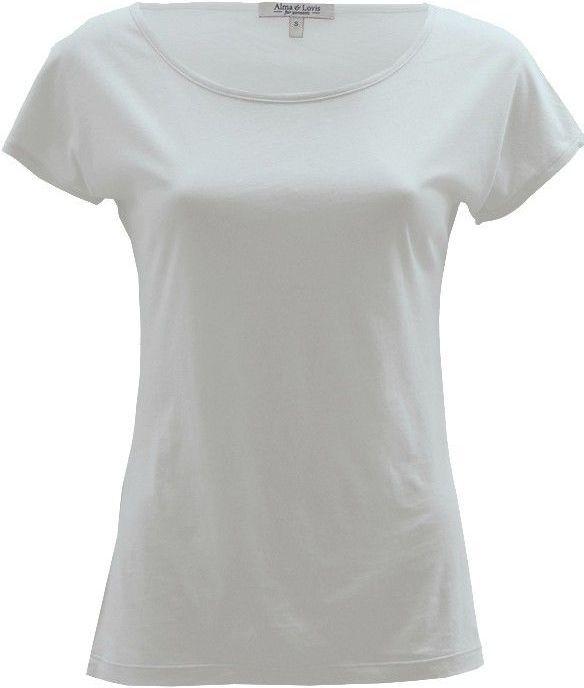 Weiches Basic T-Shirt opal