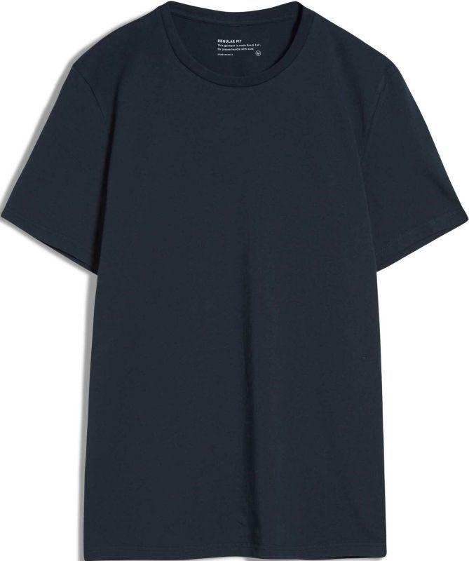 Basic Herren-Shirt JAAMES depth navy