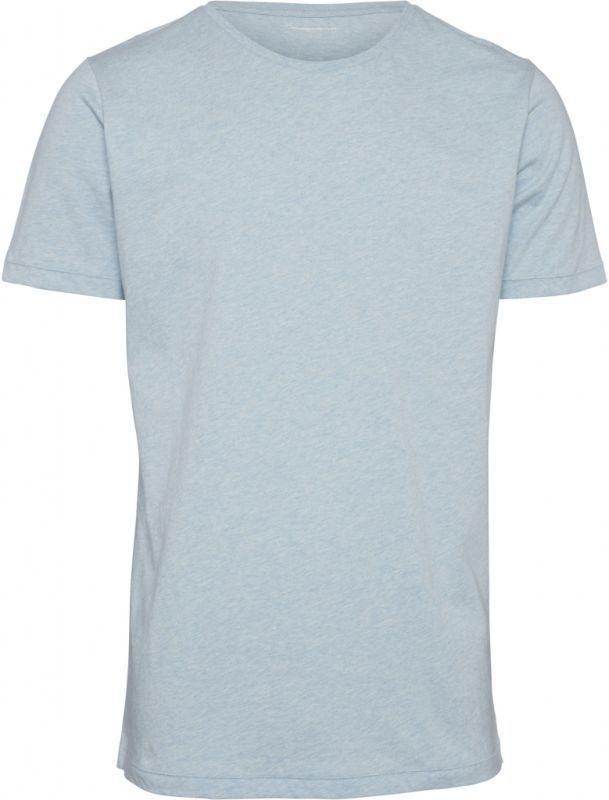 Basic Herren-Shirt  ALDER sky way melange