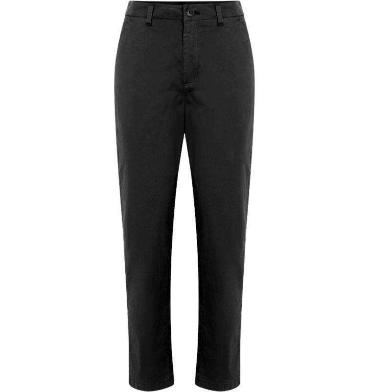Bequeme Chino-Hose für Damen WILLOW black jet