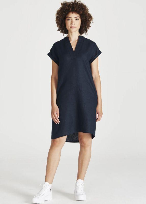 Sommerliches Kleid Bianca Midnight Blue