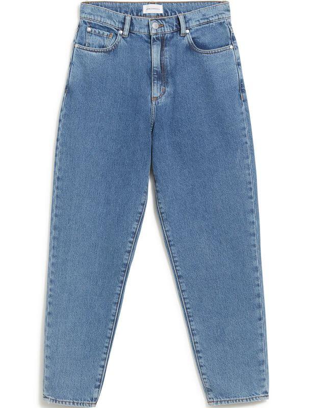 Vegane Mom-Jeans MAIRAA mid blue