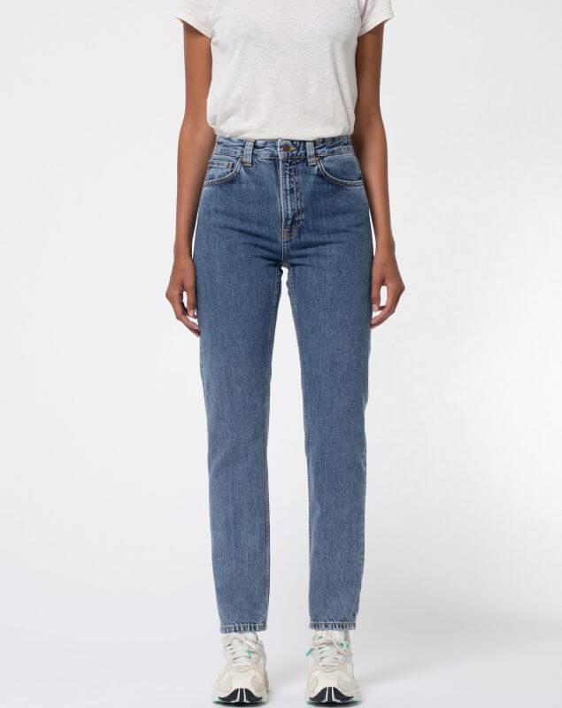 Damen-Jeans Breezy Britt - Friendly Blue
