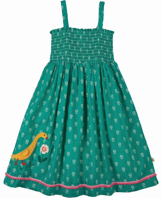 Schwungvolles 2-in-1 Kleid mit verstellbaren Trägern